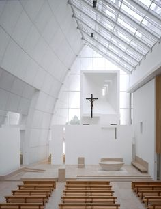 Jubilee Church – Richard Meier & Partners Architects