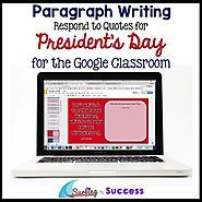 Teaching Writing using Google - Surfing to Success Opinion Writing Prompts, Paragraph Writing, Persuasive Writing, Writing Resources, Teaching Writing, Writing Rubrics, Use Of Quotation Marks, George Washington Quotes, Meaningful Sentences
