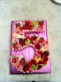 Girls 5th Birthday Sweetie Cake | London Kent Sussex Surrey Essex Sweetie Birthday Cake, Sweetie Cake, Birthday Cake Girls, 5th Birthday, Birthday Cakes, Birthday Ideas, London Cake, Party Cakes, Party Ideas