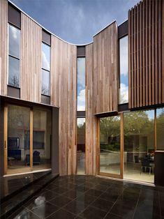The Glen Iris House / Steffen Welsch Architects: