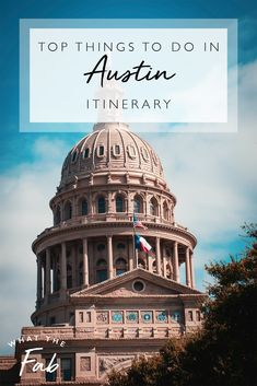 Planning a trip to Austin? Here is a list of the top things to do in Austin in 3 days! There are so many fun things to do around the city, you'll never want to leave. austin texas things to do | austin itinerary | austin texas itinerary | austin weekend itinerary | austin tx itinerary | austin travel guide | austin texas travel guide | best things to do in austin #austintexasthingstodo #austinitinerary #austintexasitinerary #austinweekenditinerary #austintxitinerary #austintravelguide #austin World Travel Guide, Travel Guides, Texas Travel, Usa Travel, Road Trip Across America, Road Trip Planner, Texas Things, International Travel Tips, Road Trip Destinations