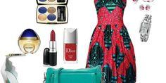 Idée de look - Robe bleu rose Fair and True Trade   Pagnifik