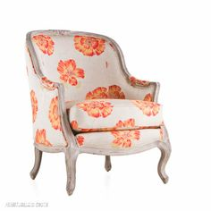 Beautiful printed chair - Furnitureland South in Jamestown, NC #Chair #Furnitureland South