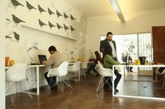 Espacio de coworking en Tucuman, un gran lugar para diseñadores y entrepreneurs - Gerardo Werchow - Buro Coworking ( http://www.burocoworking.com ) - Tucuman, Argentina