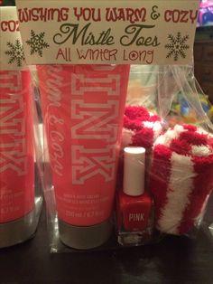 Christmas teacher gifts-great for dance teachers!