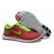 Chaussure de course de Nike Free 3.0 V2 Men Black / loup
