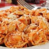 Italian Tortellini in the Crockpot