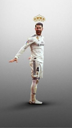 Ramos - Ramos Source by twachtendonck Real Madrid Team, Real Madrid Captain, Real Madrid And Barcelona, Real Madrid Football Club, Real Madrid Players, Real Madrid Wallpapers, Messi Vs, Work Hard In Silence, Football Wallpaper