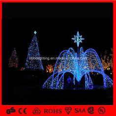christmas fountain - Google Search