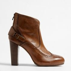 Belstaff AGNES HEELED ANKLE BOOT