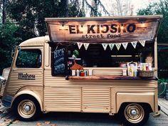 FoodTruck El Kiosko | Mundotracción