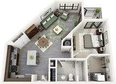 Uniquely-Shaped-1-Bedroom-Apartment (Small)