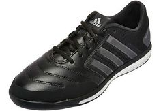 adidas Messi Freefootball Boost Indoor Shoes - Black and Granite
