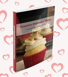Cupcake Recipes Book www.theteelieblog.com To check more Cupcake Recipes, get this limited edition book! It has lots of cupcakes that you'll love to make and share. #TeelieBlog
