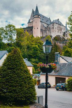 Vianden Castle by Raphael Koerich / 500px