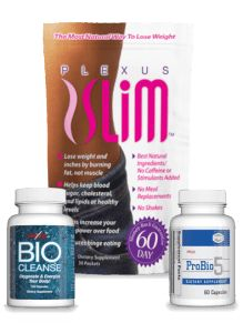 PLEXUS TRI-PLEX COMBO The Plexus TRI-PLEX COMBO All of your favorite products combined into 1 great Combo Pack! With Plexus Bio Cleanse®, Plexus ProBio5®, and of course, Plexus Slim®
