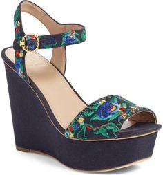 Shop the best floral heels for spring on Keep!
