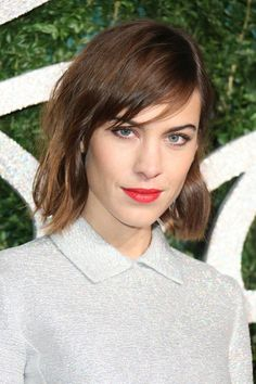 5 New Winter Haircuts to Try for 2015 - Winter's Best Hairstyle Trends