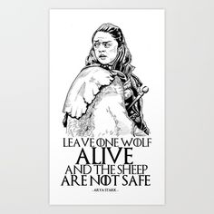Stark: Leave One Wolf Alive and the Sheep Are Never Safe - $15