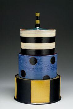 Jennifer Hatfield Pottery - I apprenticed with Jennifer and her husband Mark in 2001.