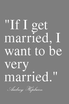 ❤️ too many aren't very married