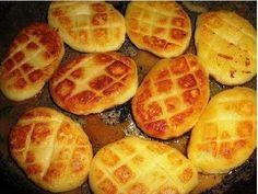 Potato chops