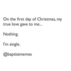 Loving all these jokes people send me. -@gmx0 #MerryChristmas #BaptistMemes