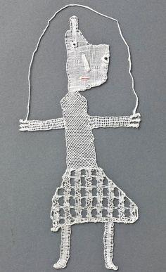 Dentelle-général- Eliane Larus --love this. by elvia Art Fibres Textiles, Motifs Textiles, Textile Fiber Art, Textile Artists, Art Brut, Thread Art, Outsider Art, Embroidery Art, Botanical Prints