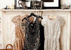 pretty beaded dresses