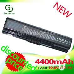 15.46$  Watch more here - Golooloo Battery For Toshiba PA3534U-1BRS PA3534U PA3533U-1BAS for Satellite A300 A200 A205 A210 A215 L300 L450D L500 L505 A500   #aliexpress