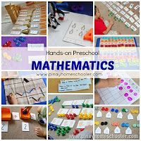 Montessori Inspired Math for Three Years Old