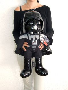 Peluche Darth Vader, 60 cms. Star Wars