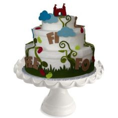 Jack and The Beanstalk cake