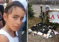 """Vandalen vernielen gedenkplaats van vermiste Maëlys: """"Bende psychopaten"""""""