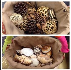 We've got some lovely treasure baskets for heuristic play