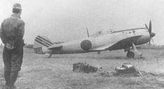 The Nakajima Ki-84 Hayate ( 疾風 ,