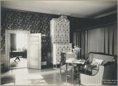 Masku Kankainen, Signe Brander 1911, uuni 1700-l