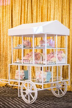 Photo from Carousel Baby Shower Food Displays, Buffet Displays, Lucite Chairs, Food Stations, Floral Bouquets, Holidays And Events, Carousel, Baby Shower, Party
