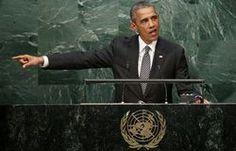 Israel não pode ocupar terras palestinas indefinidamente, diz Obama