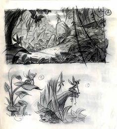 Cartoon Concept Design