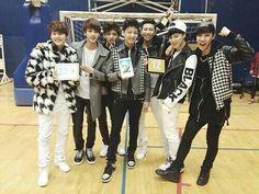 BTS @ Seoul Music Awards 2014