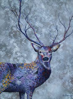 La nature en soi by Kim Normandin Framed Prints, Canvas Prints, Saatchi Art, Moose Art, Original Paintings, Tapestry, Artist, Nature, Artwork