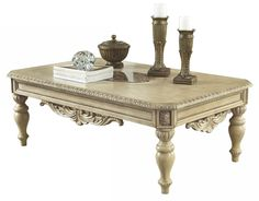 Ortanique Coffee Table
