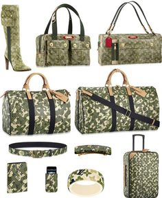 #Louis_Vuitton #Limited_Edition #Murakami #Monogramouflage