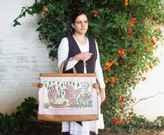 Fly Away Weekender Travel Bag  Leather Vintage by StarBags on Etsy, $365.00