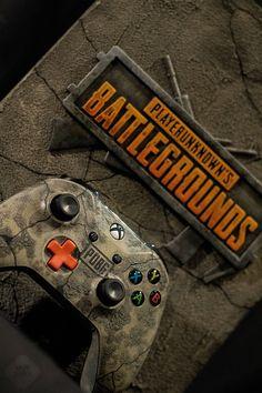 PLAYERUNKNOWN'S BATTLEGROUNDS customs exclusivement pour la XBOX ONE X