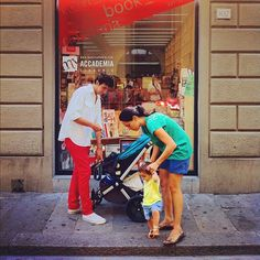 Family pants #redpants #firenze #florence - @moscerina- #webstagram