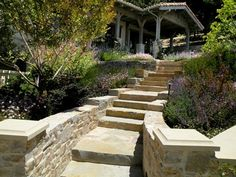 Front Yard Stairs Suzman Design Associates San Francisco, CA