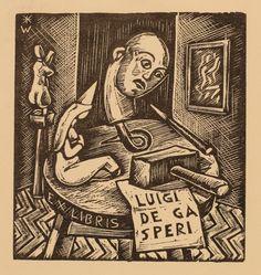 Remo Wolf, Art-exlibris.net
