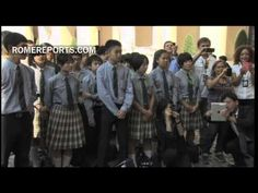 http://www.romereports.com/palio/pope-cuts-off-vacation-to-meet-with-200-japanese-students-english-10839.html#.UhXjwRt7JNo Pope cuts off vacation to meet with 200 Japanese students